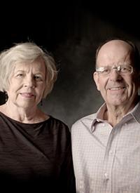 Diane and Nick Marson