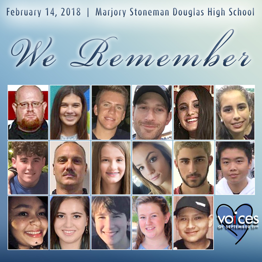 One Year Anniversary: Remembering The 17 Precious Lives