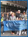 VOICES Joins the Wounded Warrior Project for Parade