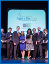 Mary Fetchet Honored with Moffly Media's Light a Fire Award