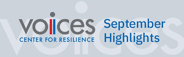 September Highlights Banner