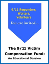 9/11 Victim Compensation Fund Educational Session