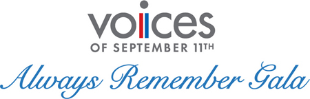 Voices of September 11th Always Remember Gala