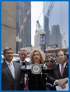 Outreach Campaign to Publicize Expanded 9/11 Resources Under Zadroga Act
