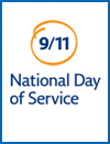 9/11 National Day of Service and Remembrance on September 11th