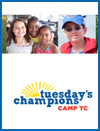 Tuesday's Children Offers Camp Tuesday's Champions!